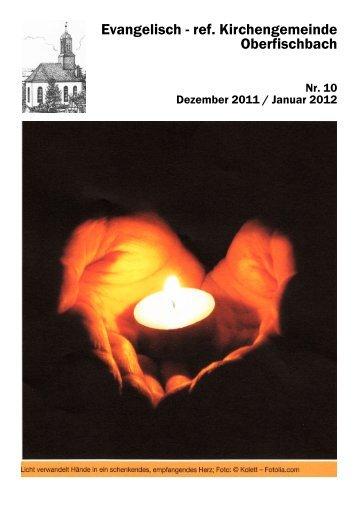 Dezember 11/Januar 12 - Oberfischbach