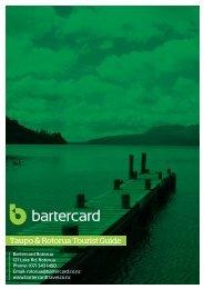 Taupo/Rotorua - Bartercard Travel