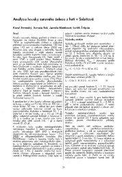Štěpán, L.: Analýza housky surového železa z huti v Sobíňově