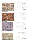 obklady magicrete obklad tanvald obklad carolína obklad rustika ... - Page 6