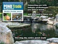 Custom Publishing - Pond Trade Magazine
