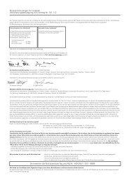 Reiseversicherungen für Gruppen Versicherungsbestätigung zum ...
