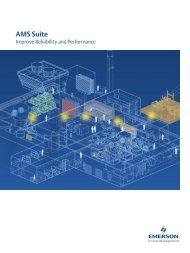 AMS Suite Brochure - Emerson Process Management