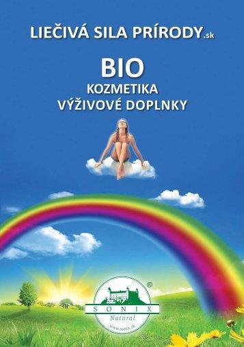 katóg produktov 2013 - SONIX sro