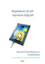 Régulateur de pH Aqualyse Digi pH - Nantalo