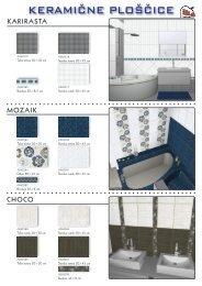 Katalog ploščic - Ika