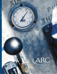 Annual Report - 2003 - ARC Resources Ltd.