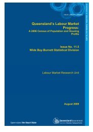 Wide Bay-Burnett Statistical Division - Training Queensland