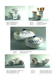 B48 457 Kartoffeltopf Ca. 5 l. B91 452 ... - Kocheler Keramik