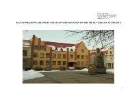 Forma patvirtinta - Kauno regiono aplinkos apsaugos departamentas
