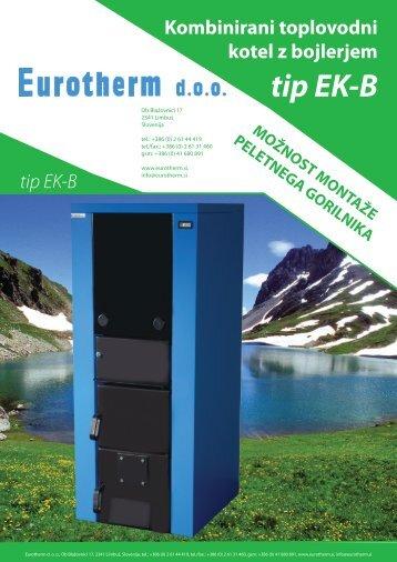 kotel Eurotherm EKB