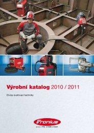 Výrobní katalog 2010 / 2011 - Oblibene.cz