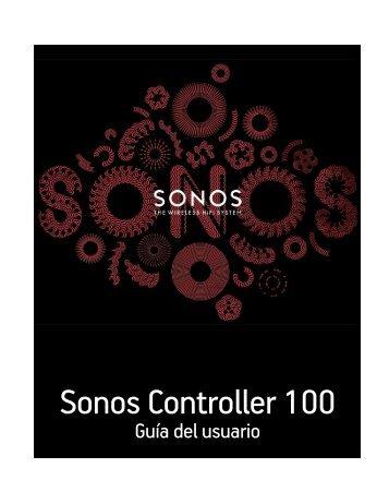 Controller100 - Sonos