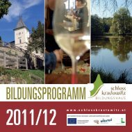 Bildungsprogramm als pdf-Datei zum Herunterladen - Schloss ...