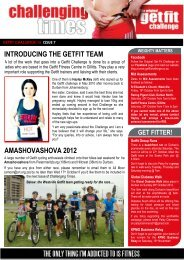 GFC 15 Issue 7 - The Original GETFIT Challenge