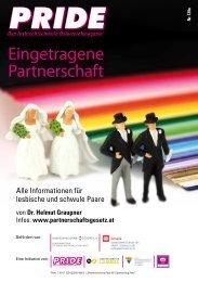 Broschüre zur Eingetragenen Partnerschaft als PDF - Die ...
