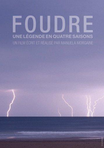 FOUDRE Dossier de presse 2013-Web-140213.pdf - Mezzanine Films
