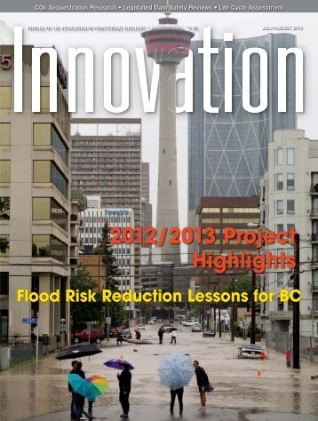 Innovation Magazine Jul-Aug 2013 - IsaMill