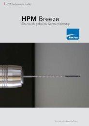 HPM Breeze Broschüre - hpmtechnologie.de