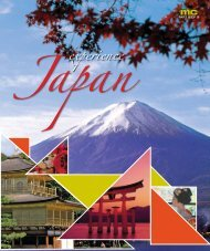 Experience Japan: Meetings and Convention Guide [PDF]
