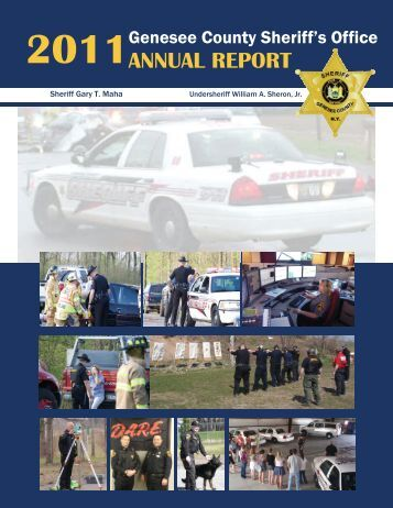 annual report 2011 - Genesee County