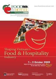 Food & Hospitality - Allworld Exhibitions