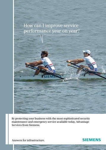 Service - Industry UK - Siemens