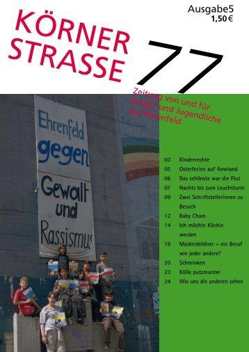Ausgabe5 - Kölner Appell gegen Rassismus