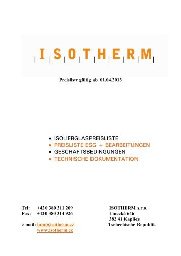 download - ISOTHERM