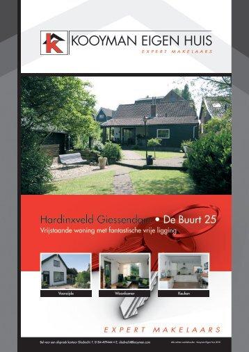 Download brochure - Kooyman Eigen Huis
