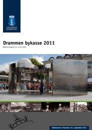 Økonomirapport for juli 2011. - Drammen kommune