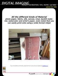 Digital Prints