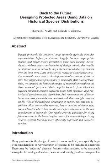 PRFO-2004-Proceedings (p141-149) Nudds and Wiersma - CASIOPA