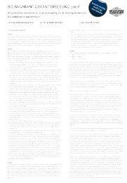 Garantie regeling.pdf - SG-Bouw