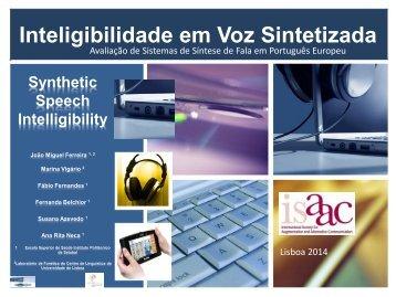 PPT_ISAAC_2014_Inteligibilidade-em-Voz-Sintetizada-vs-final