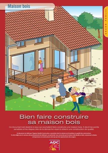 Entreprise  Goudalle Construction  Preures  Salon Maison Bois