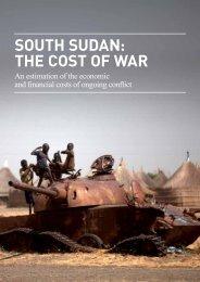 Cost of War Report