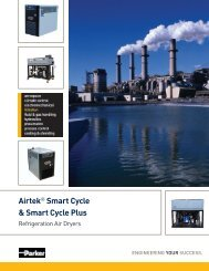 Airtek® Smart Cycle & Smart Cycle Plus - HTE Technologies
