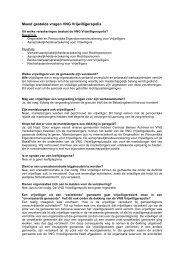 Meeste gestelde vragen - Gemeente Halderberge