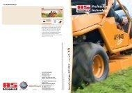 AS Motor Brochure (PDF - 13.1mb) - PSD Groundscare