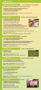KNJIŽICA - PRIREDITVE (junij-september) - TIC Moravske Toplice - Seite 2