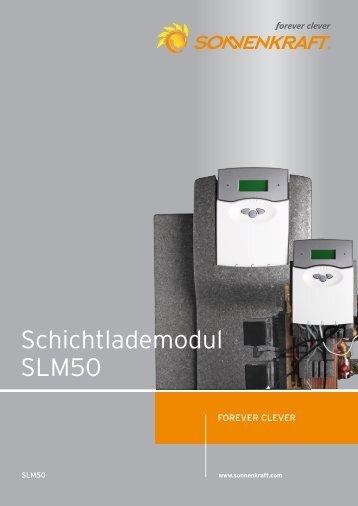 Schichtlademodul SLM50 - bei AYSOLAR