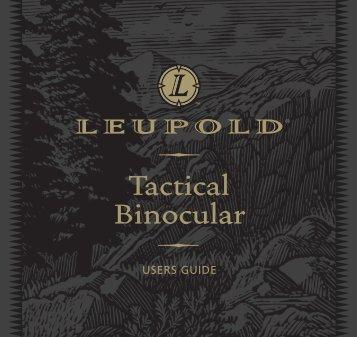 Tactical Binocular