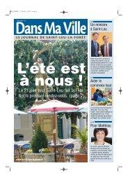 Magazine juin 2008 - Saint-Leu-La-Forêt
