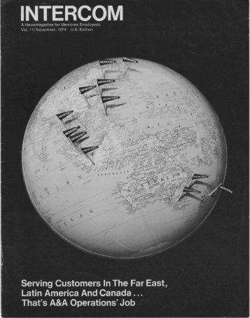 Memorex Intercom Newsletter 1974 November - the Information ...