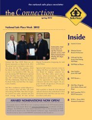Spring Issue, 2012 - National Safe Place