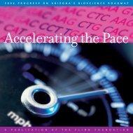 Accelerating the Pace - Flinn Scholars