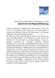 Zukunft der EU-Regionalförderung.pdf - RM Austria