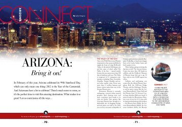 Arizona - US Airways Magazine