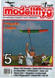 Frï'll j: -EM - Modellflygnytt